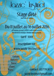 affiche-stage-jazzic-2016
